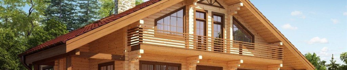 Дома из бруса естественной влажности и камерной сушки