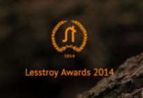 Lesstroy Awards 2014: ЛесДомТорг - лауреат сразу в 2х номинациях!