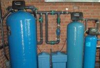 Система водоснабжения и очистки воды