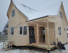 Каркасный дом Олимп-1К в сезонной комплектации