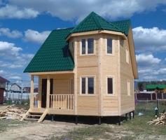 Каркасный дом «Флагман-1К»