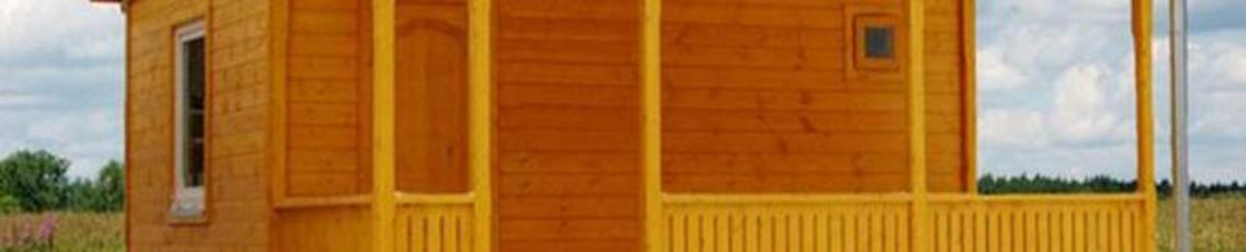 Гидроизоляция бани из дерева