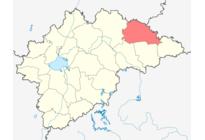 Хвойнинский район