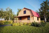 Как за 300 тысяч рублей построить дачный дом?