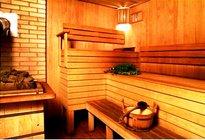 Оборудование внутренних помещений бани