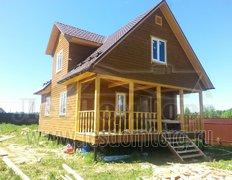 Каркасный дом, проект Домодедово (К-294)