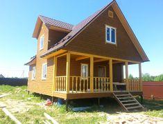 Каркасный дом, проект Домодедово, договор К-294