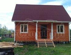 Каркасный дом, проект Алтай-1К