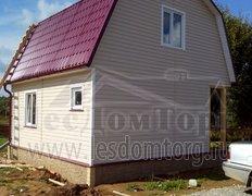 Каркасный дом, проект Чехов