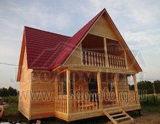 Каркасный дом, проект Добрыня