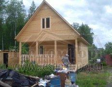 Каркасный дом, проект Енисей-1К