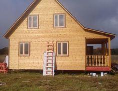 Каркасный дом, проект Кондор