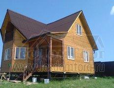 Каркасный дом, проект Олимп
