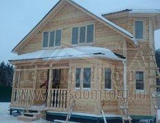 Каркасный дом, проект Печенег