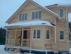 Каркасный дом, проект Печенег-2К (Кк-028)