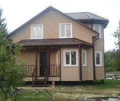 Каркасный дом, проект Печенег (К-302)