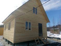 Каркасный дом, проект Теремок (К-289)