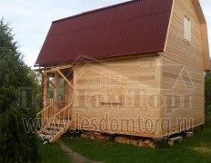Дом из бруса, проект Чехов-2
