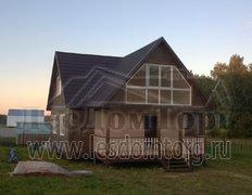 Дом из бруса, проект Добрыня-2