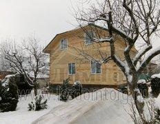 Дом из бруса, индивидуальный проект 7.5х9