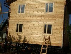 Дом из бруса, проект Садовод-1 (Д-193)