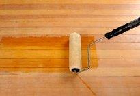 Техника нанесения лака на деревянную поверхность