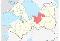 Волховский район