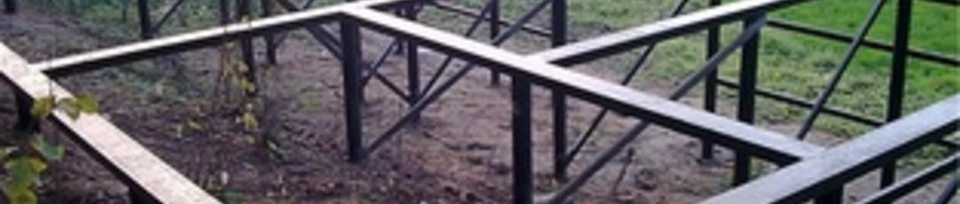 Выбор фундамента для деревянного дома